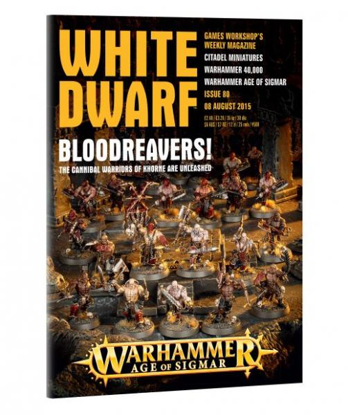White Dwarf Weekly Issue 80