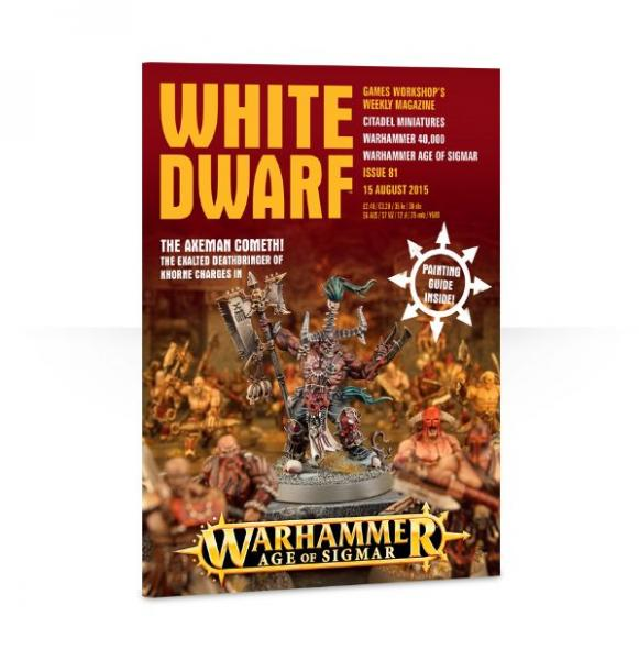 White Dwarf Weekly Issue 81