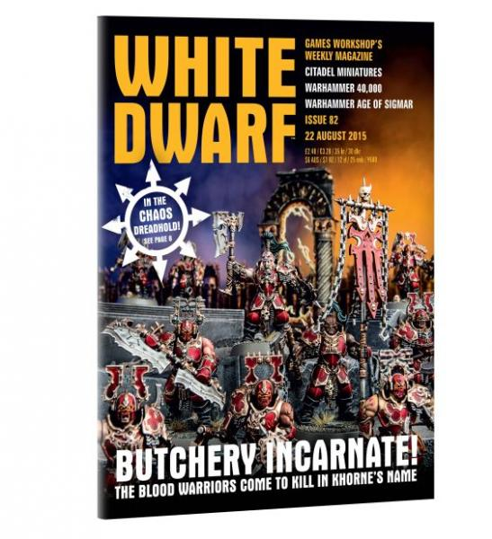 White Dwarf Weekly Issue 82