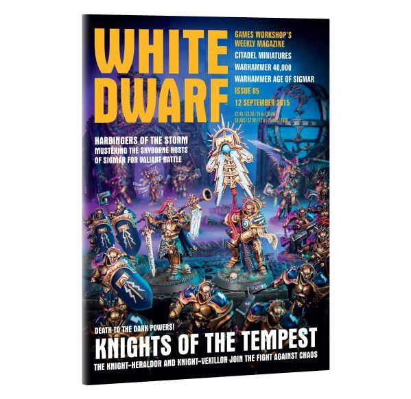 White Dwarf Weekly Issue 85