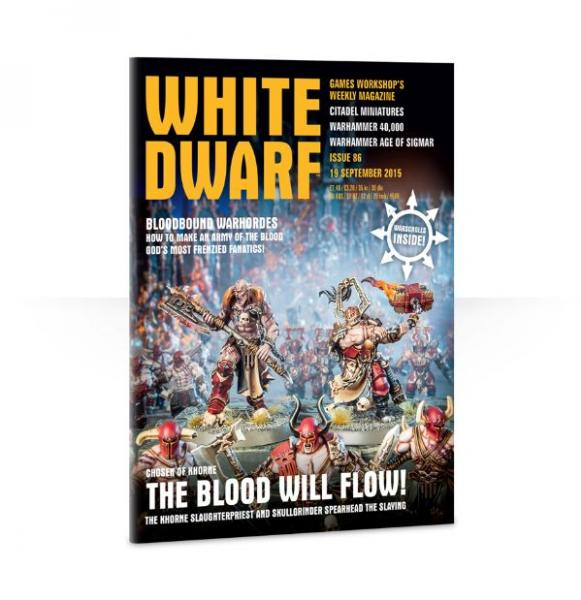 White Dwarf Weekly Issue 86