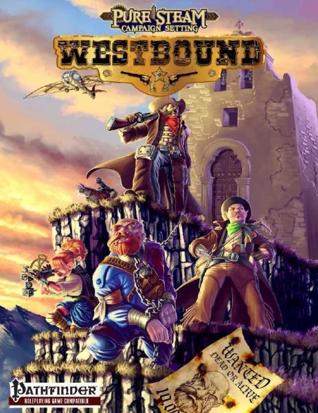 Pathfinder RPG: Westbound (Pathfinder)