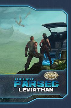Savage Worlds RPG: The Last Parsec - Leviathan (SC)