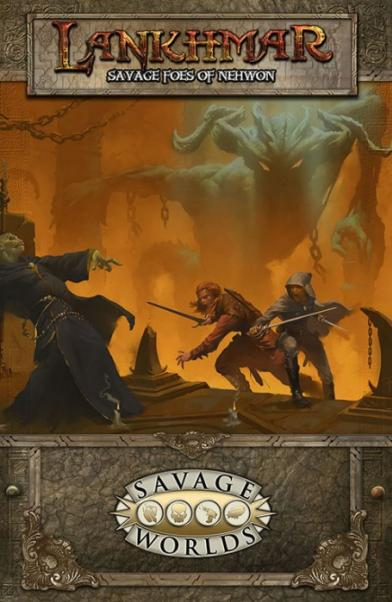 Savage Worlds RPG: Lankhmar Savage Foes Of Nehwon (Limited Edition)