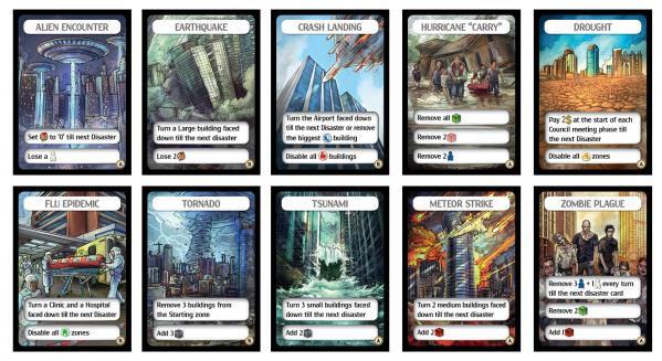 City Council Expansion: Disaster Deck
