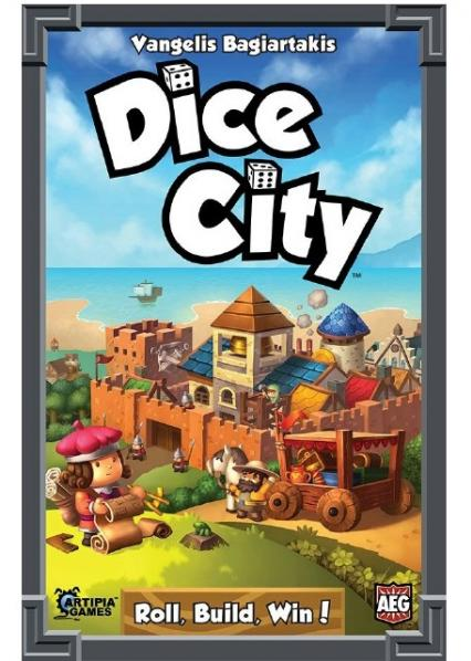 Dice City: Core Game