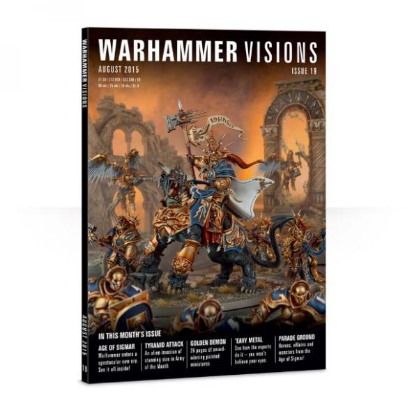 Warhammer: Visions Issue #19
