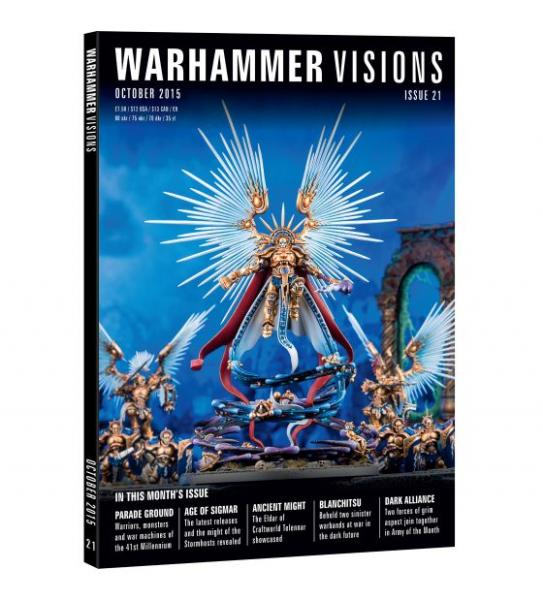 Warhammer: Visions Issue #21