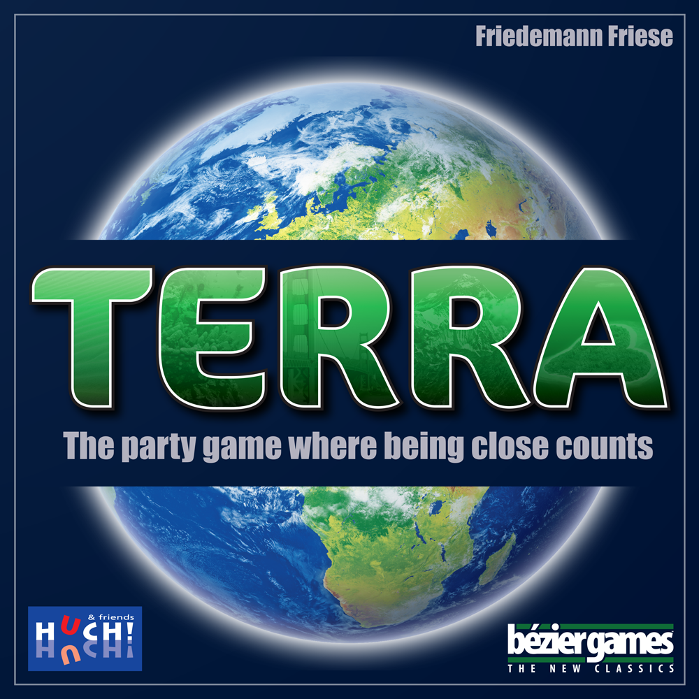 Terra: The Party Game Where Being Close Counts