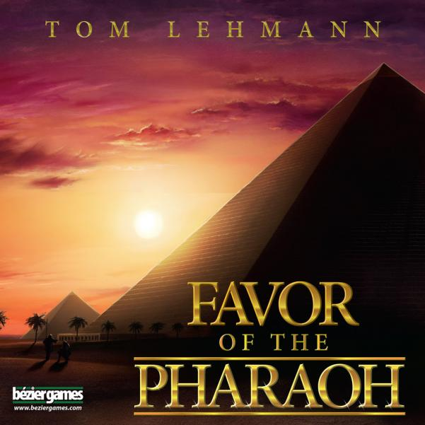 Favor of the Pharoah