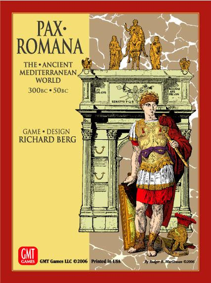 GMT Games: Pax Romana (2nd edition)