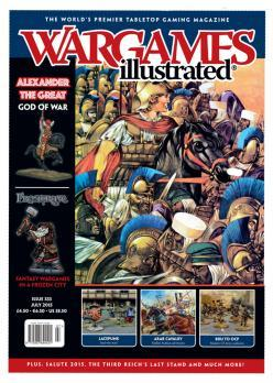 Wargames Illustrated Magazine #333
