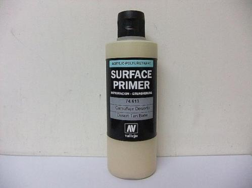 Surface Primer: Desert Tan (200ml)