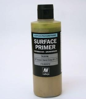 Surface Primer: IDF Israeli Sand Grey (200ml)