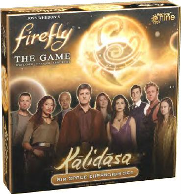 Firefly Expansion: Kalidasa