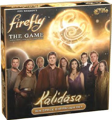 Firefly Expansion: Kalidasa