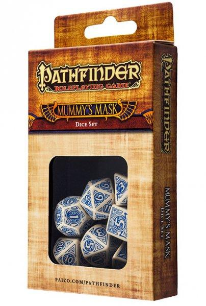 Pathfinder: Mummy's Mask dice set (7)