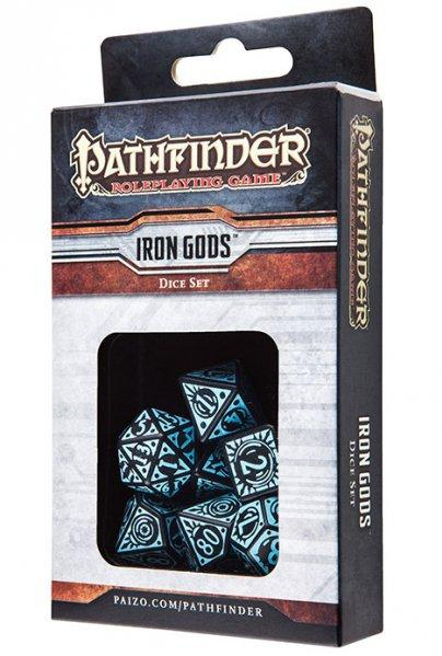 Pathfinder: Iron Gods dice set (7)