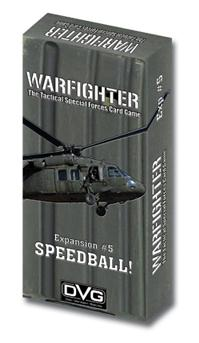 Warfighter: Speedball (Expansion)