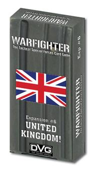 Warfighter: United Kingdom (Expansion)
