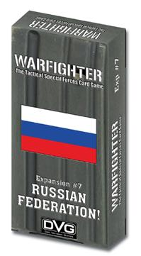 Warfighter: Russian Federation (Expansion)