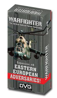 Warfighter: Eastern European Adversaries (Expansion)