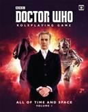 Doctor Who RPG: All Of Time & Space, Volume 1 (Adventure Anthology)