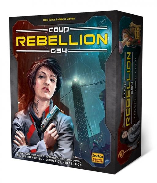 Coup G54: Rebellion