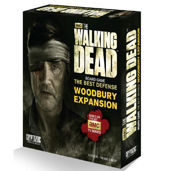 The Walking Dead: The Best Defense Woodbury Expansion
