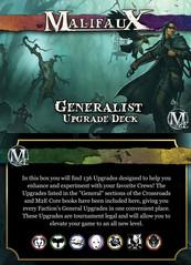 Generalist Upgrade Deck