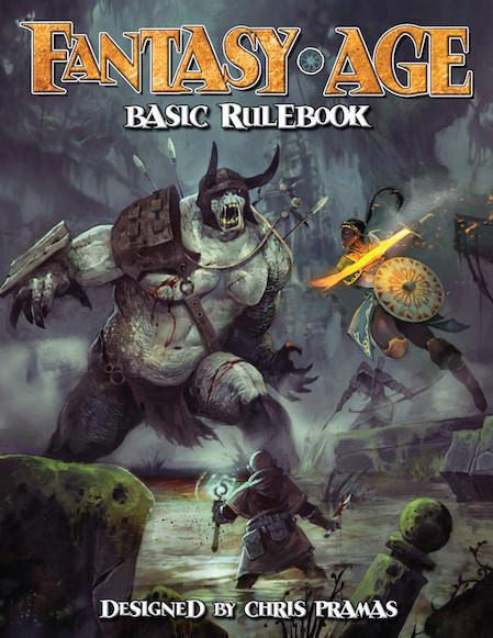 Fantasy AGE RPG: Basic Rulebook