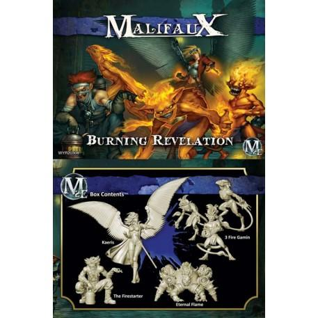 Malifaux: (The Arcanists) Burning Revelation (Kaeris Crew Box)