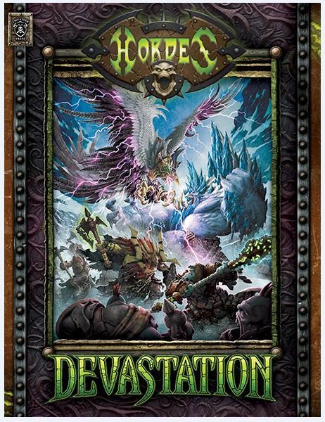 Hordes: Devastation (HC)