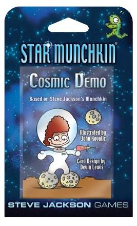 Munchkin: Star Munchkin Cosmic Demo