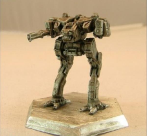 BattleTech Miniatures: Gun GN-2O Prime