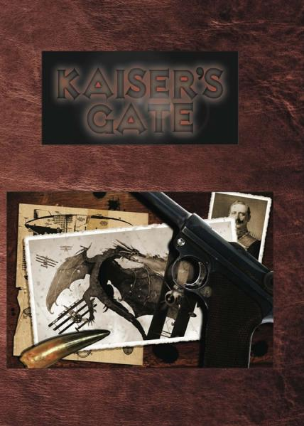Savage Worlds RPG: Kaiser's Gate