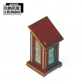 28mm Furniture: Lectern
