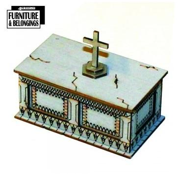 28mm Furniture: Altar