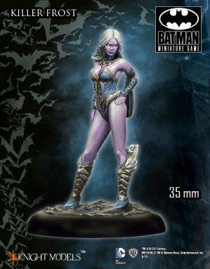 Batman Miniature Game: Killer Frost