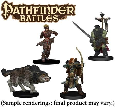 Pathfinder Battles: Iconic Heroes Box Set 5