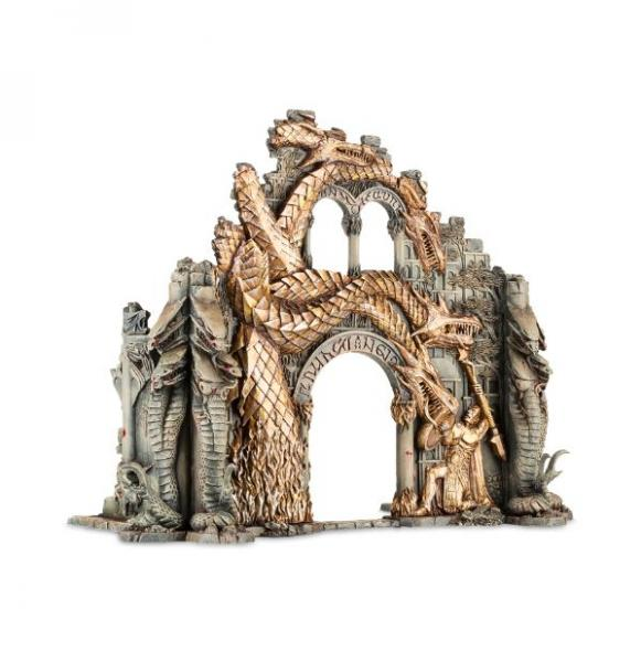 Citadel Terrain: Ophidian Archway