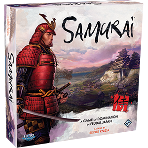 Samurai Board Game
