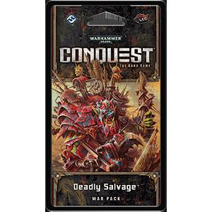 Deadly Salvage War Pack