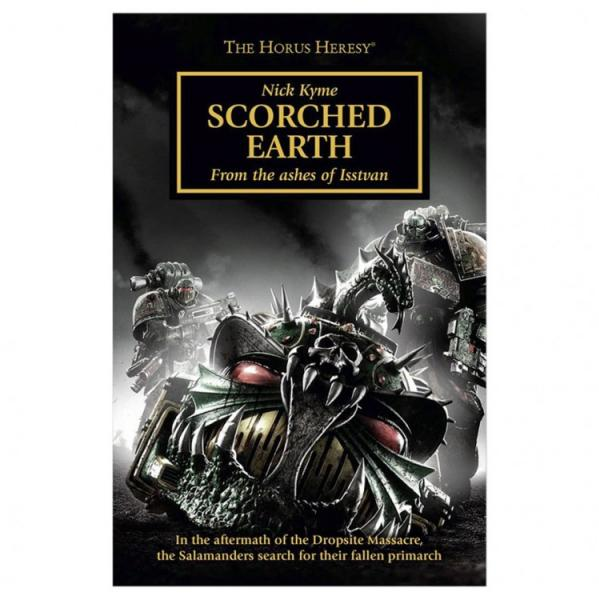 Warhammer 40K Novels: Horus Heresy - Scorched Earth (HC)