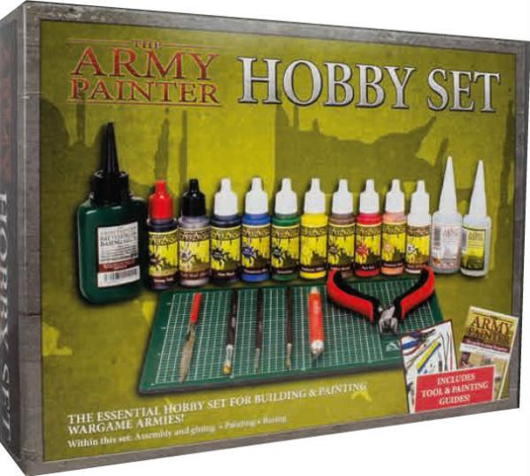 The Army Painter Hobby Paint Set