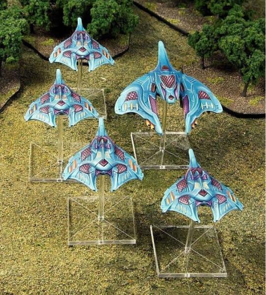 (Aquan Prime) Aerial Interceptor Helix