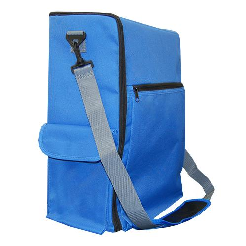 Game Plus Products: Flagship Gaming Bag - Blue (Empty)
