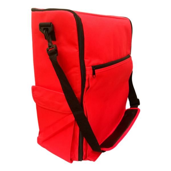 Game Plus Products: Flagship Gaming Bag - Red (Empty)