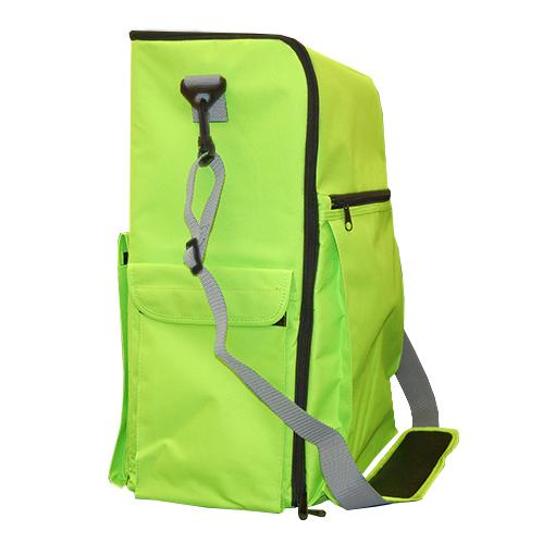 Game Plus Products: Flagship Gaming Bag - Green (Empty)