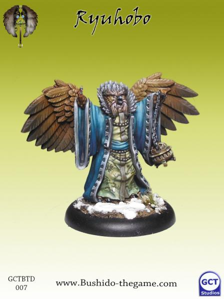Bushido Miniatures: (Tengu Descension) Ryuhobo